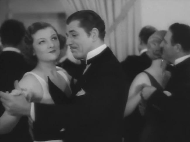 Penthouse 1933 pre-code hollywood Myrna Loy Warner Baxter