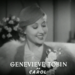 Easy to Love 1934 Genevieve Tobin Edward Everett Horton Adolphe Menjou Mary Astor