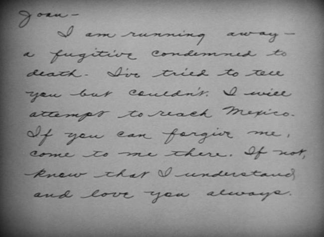 Yeah, my wedding vows weren't so great, either.