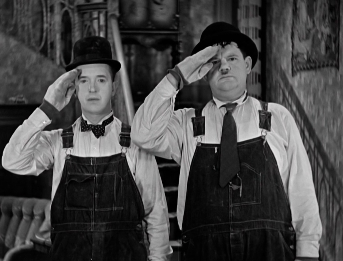 Short The Music Box 1932 Review With Laurel And Hardy Pre