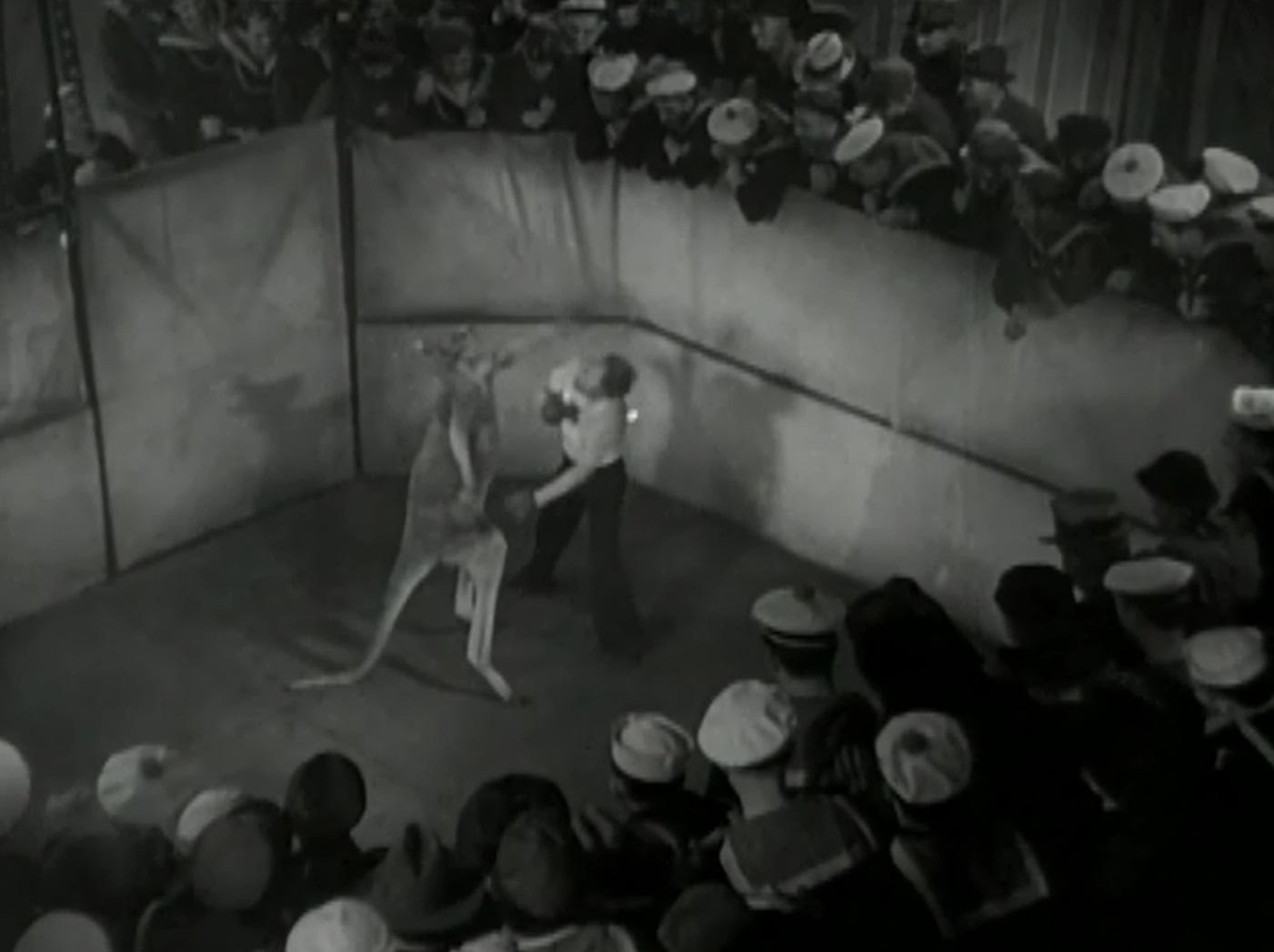Hell Below (1933) Review, with Robert Montgomery, Walter
