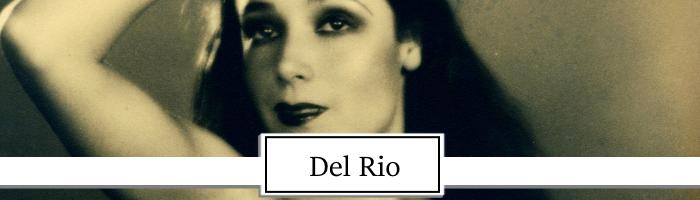 Delores Del Rio Topper