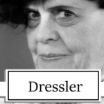 Marie Dressler Topper