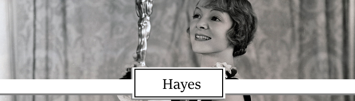 Helen Hayes Topper