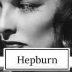 Katharine Hepburn Topper