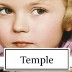 Shirley Temple Topper