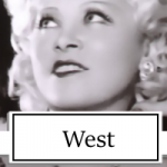 Mae West Topper
