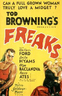 Freaks poster essential pre-code list