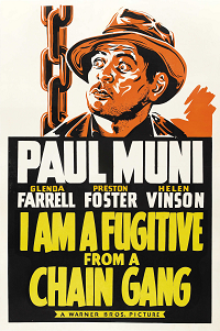 IAmAFugitiveFromAChainGang poster essential pre-code list