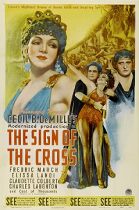 SignOfTheCross poster essential pre-code list