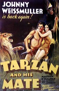 TarzanAndHisMate poster essential pre-code list
