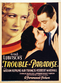 TroubleInParadise poster essential pre-code list