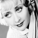 Joan Blondell eyes