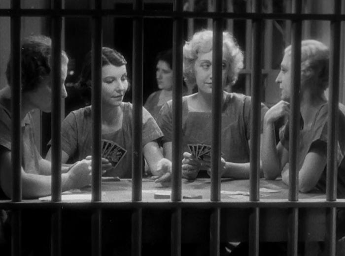 All their little women in prison games.