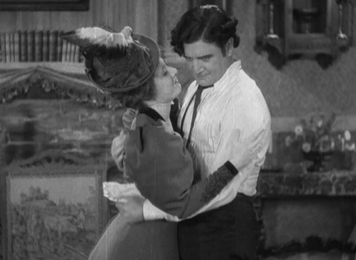 """Darling, let's be condescending together."""