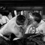 All Quiet on the Western front men kiss