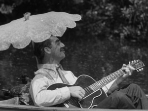 Horse Feathers Groucho Umbrella