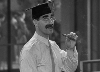 Horse Feathers Groucho Marx Wagstaff