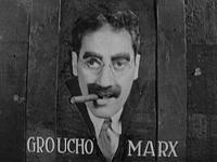 Monkey Business Groucho