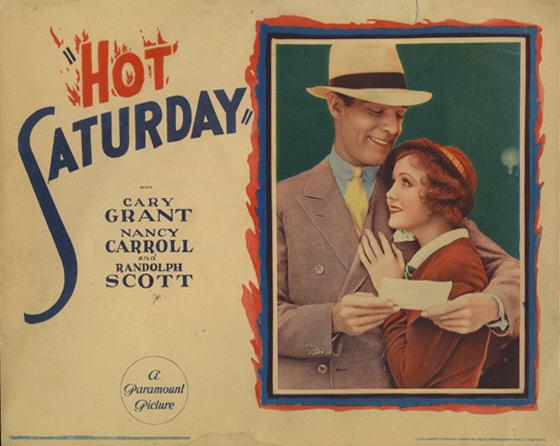 Hot Saturday poster