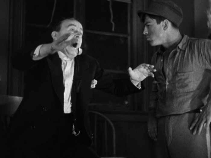 """""""No, reshoot this, please! That's a lousy climax to the film!"""""""