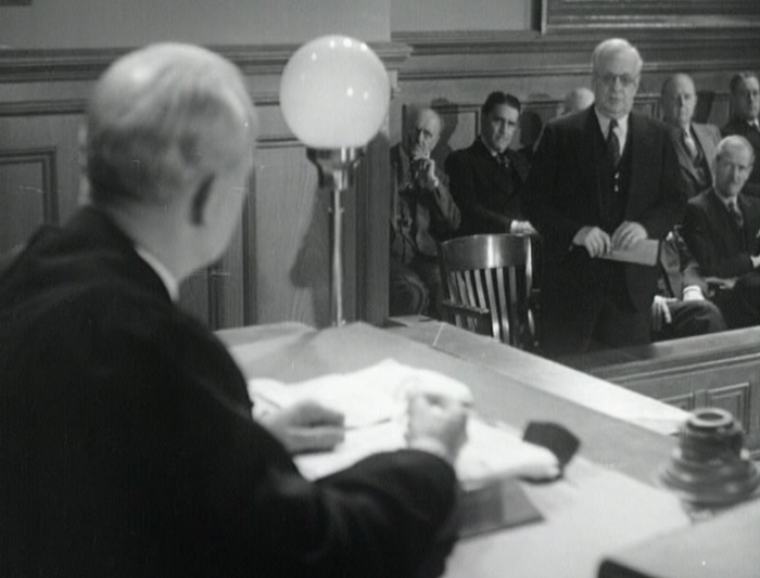 """Look, it's jury foreman Roger Ebert! """"I hated, hated, hated, hated this trial,"""" he notes."""