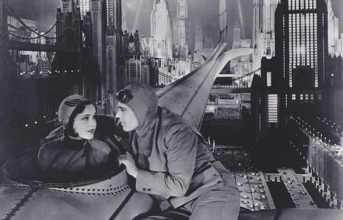 Just Imagine (1930)