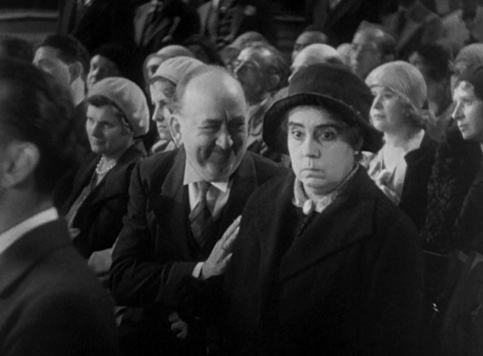 One of my favorite gags in the film was Ms. Higgins getting hit on at the revival. Very cute stuff.