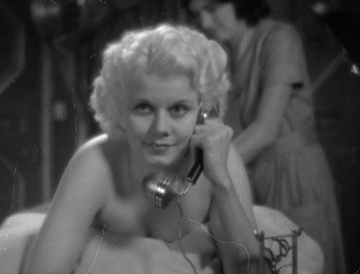 Did someone say they wanted to see more Jean Harlow?