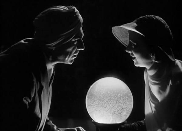 Lugosi in a turban is pretty much a surefire success for cinema magic.