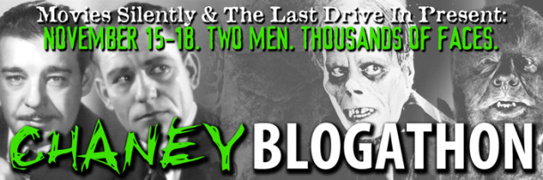 Lon Chaney Blogathon Banner