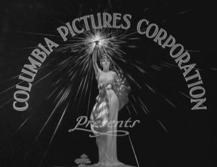 Columbia Logo 1930 pre-Code