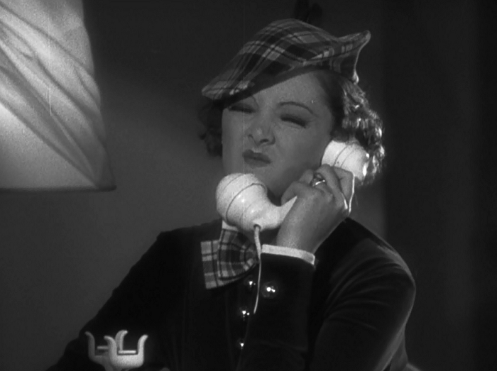 I think this is Loy's reaction to Song of the Thin Man, for the record.
