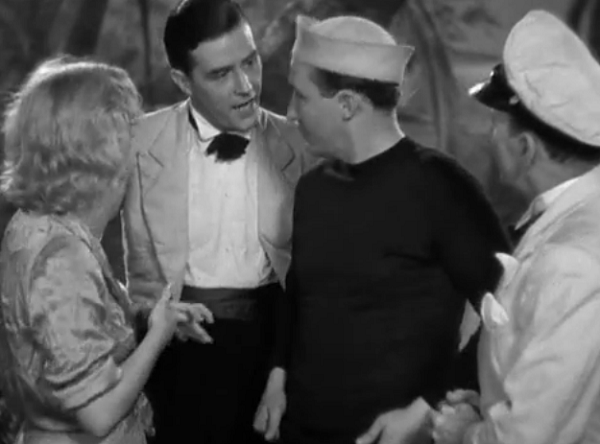 """""""Now see hear, my good man, I'll win the Best Actor Oscar in 1945!"""" """"So? I'll win it in 1944!"""""""