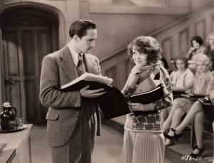 Clara Bow Frederic March Paramount Pictures