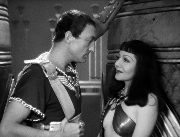 Cleopatra Colbert William