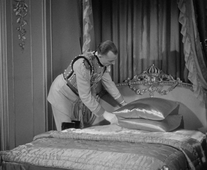 The Lubitsch touch.