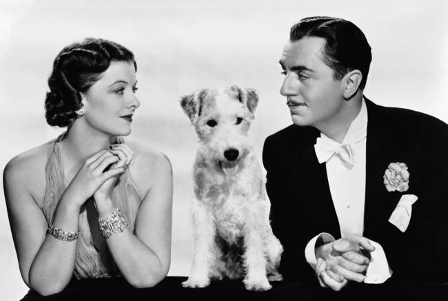 THOUGHTS ON THE THIN MAN