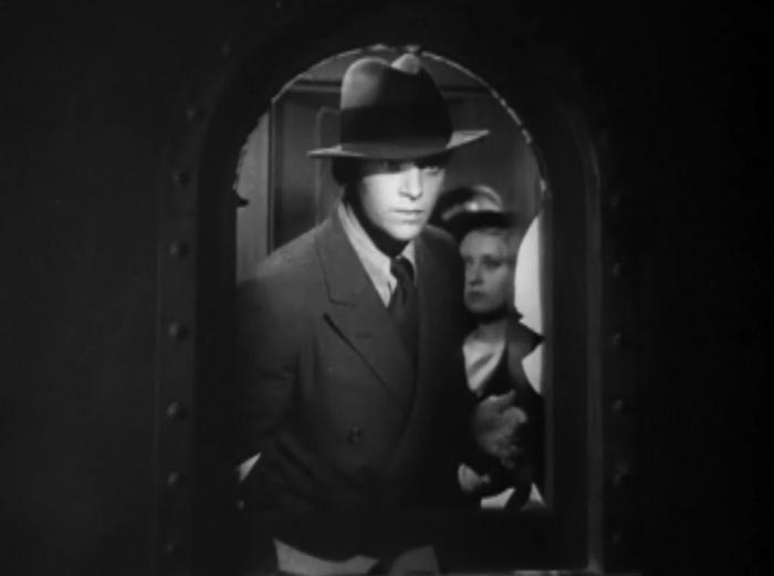 Damnably handsome Douglas Fairbanks Jr.