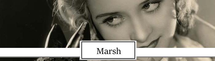 Marian Marsh actress topper