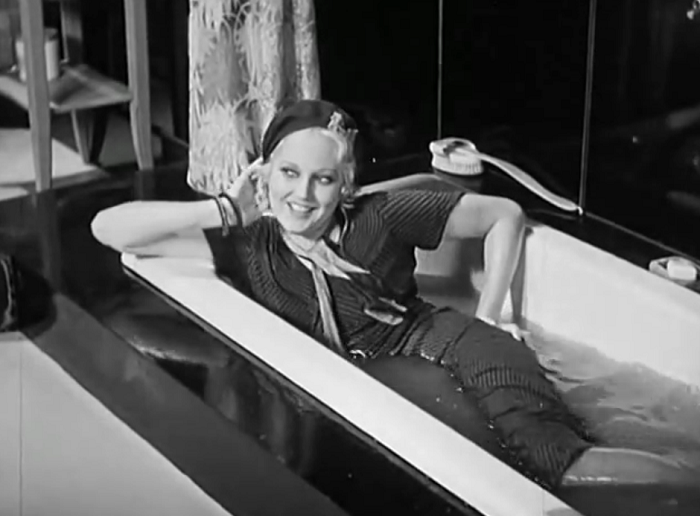 Not the Thelma Todd bathing scene we wanted, but probably the one we deserve.