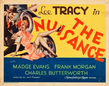 The Nuisance 1933