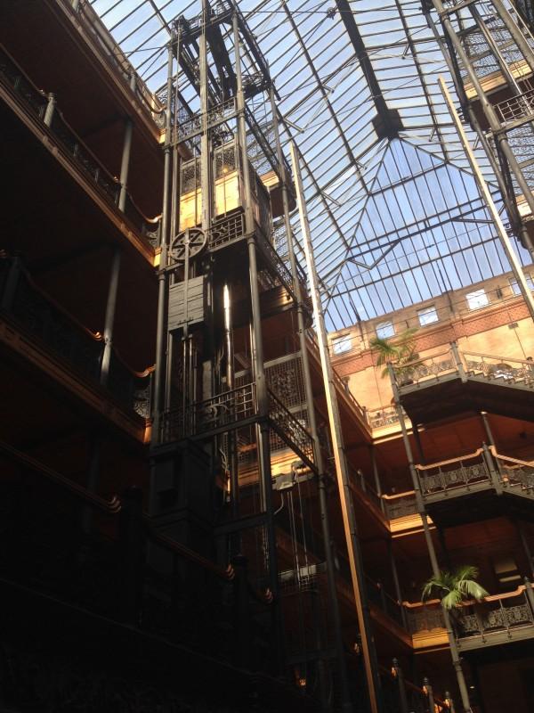 The Bradbury Building, pt 1.