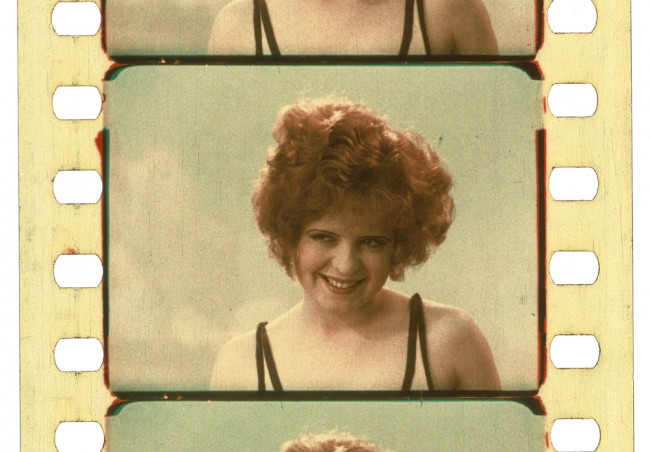 Clara Bow appears in two-strip Technicolor.