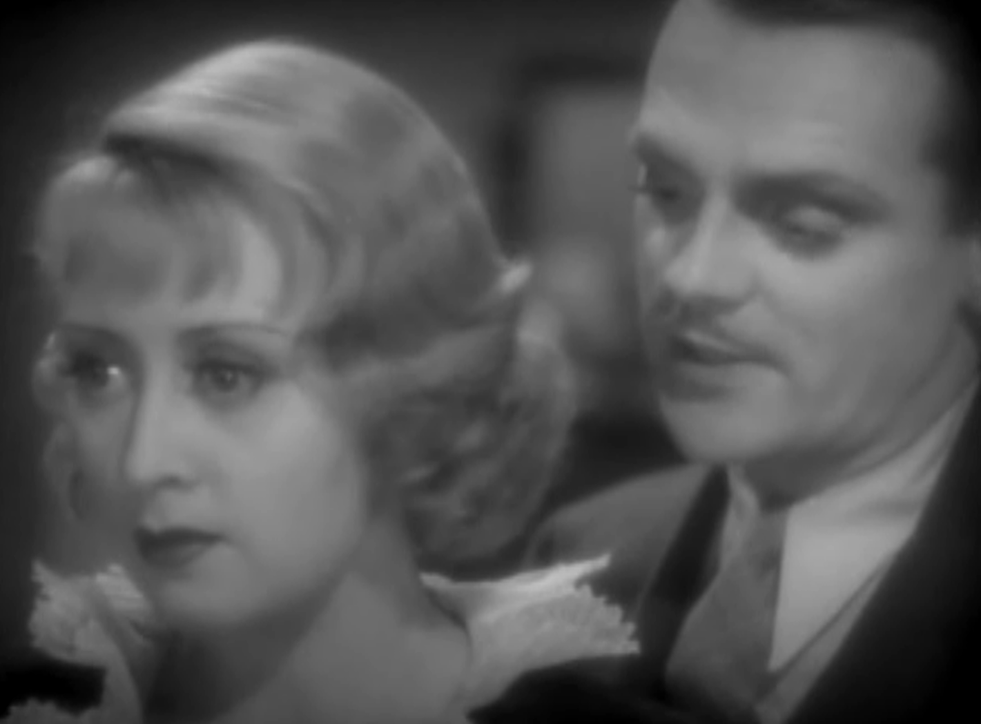 He Was Her Man James Cagney Joan Blondell 1934 pre-Code