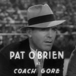 College Coach 1933 pre-Code Pat O'Brien Ann Dvorak Dick Powell Lyle Talbot