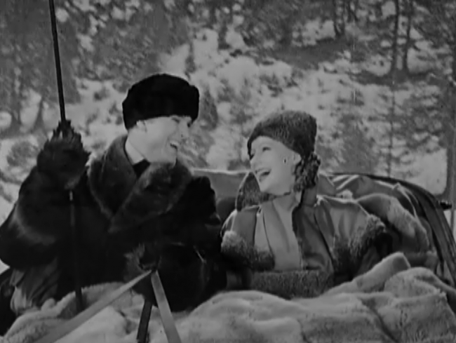 """""""This is my favorite scene from The Magnificent Ambersons!"""" """"... I haven't seen that one."""""""