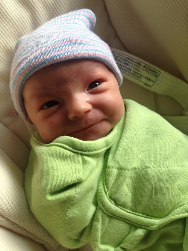 Ruby Reid, born 2/11/16.