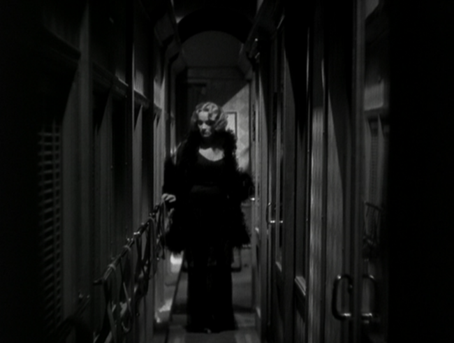 My wife did exclaim several times how much she wanted Dietrich's wardrobe here.