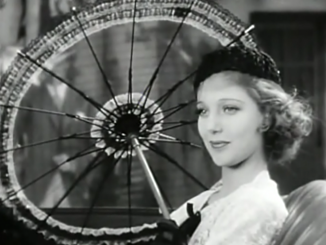 Make no mistakes-- this movie is the 'Loretta Young is pretty' show through and through.